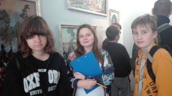 Klasa 6 w Muzeum Niepodległości