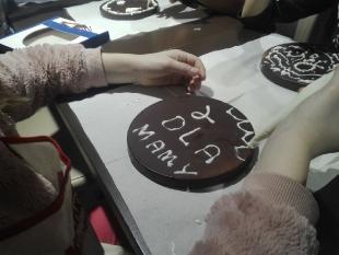 Wycieczka do  pijalni czekolady Wedel